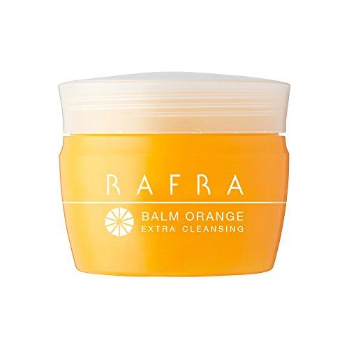 ラフラ バームオレンジ ホットクレンジング 50g [ダブル洗顔不要・毛穴対策・角質除去]