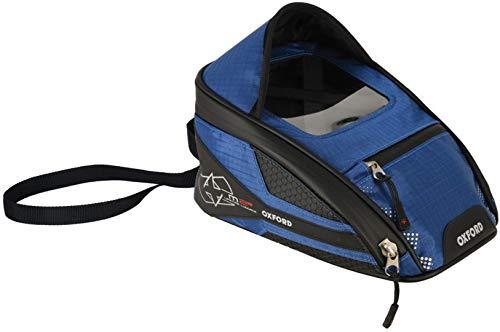 Oxford M2R Mini Tankrucksack magnetisch Blau