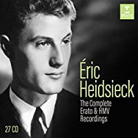 エリック・ハイドシェック/エラート&EMI録音全集(27CD)