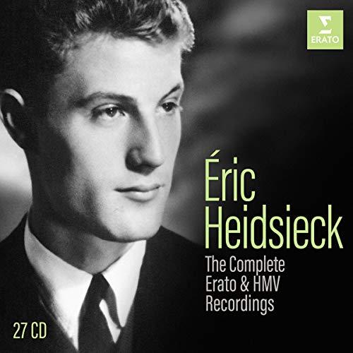 The Complete Erato & Hmv Recordings