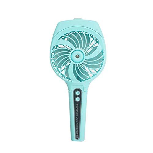Yixing USB-luchtbevochtiger, draagbaar, mini-ventilator, multifunctioneel, eenvoudig en praktisch, robuust, 24 x 10 x 4 cm