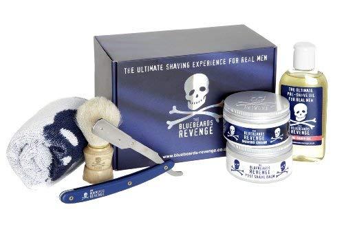 The Bluebeards Revenge - Juego de utensilios para barbero