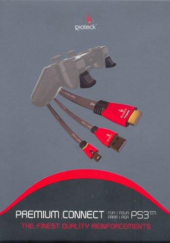 Preisvergleich Produktbild PS3 Gioteck Premier Pack