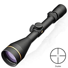 Model #170684 - VX-3i 3.5-10x50mm with Duplex reticle and Matte finish 100% Waterproof, fogproof, and shockproof. DiamondCoat 2 - Ion-assist lens coating for higher light transmission and the greatest level of abrasion resistance Precision 1/4 MOA fi...