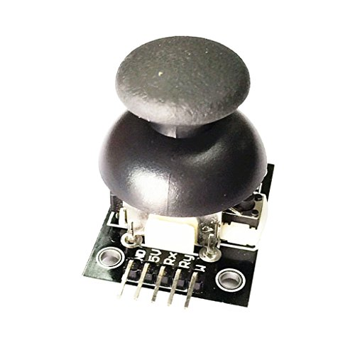 FLAMEER 5-Pin XY Joystick Dual Axis Joystick Stick Game Control para Arduino PS2