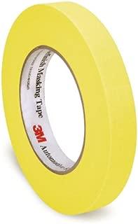 3M White 18 mm x 55 m 06652 Automotive Refinish Masking Tape-18 mm