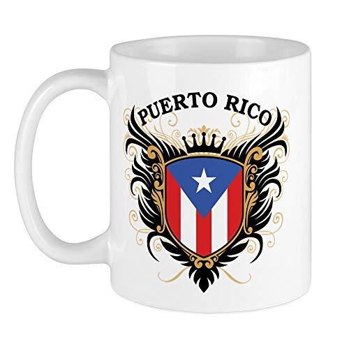 CafePress Puerto Rico Mug Unique Coffee Mug, Coffee Cup