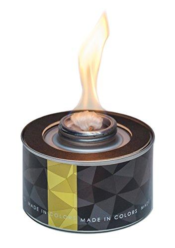 Made In Colors 400024056A–Fackel es besteht aus einem Container von Metall, 300ml, gelb