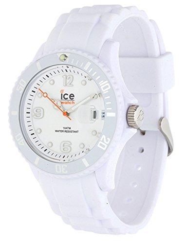 Ice-Watch SI.WE.U.S.09 - Orologio unisex Sili Forever White