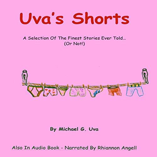 Uva's Shorts audiobook cover art