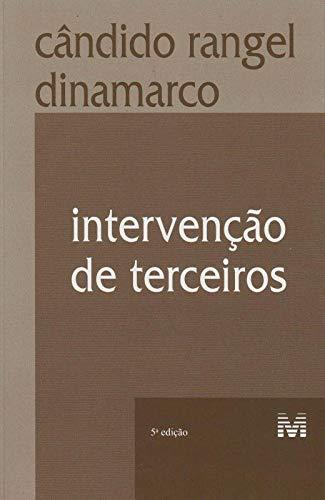 Intervenção de terceiros - 5 ed./2009