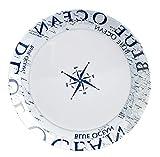 BRUNNER All Inclusive Teller aus Melamin Blue Ocean - 36-tellig - 5
