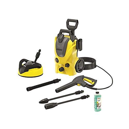 Karcher 1.603-187.0 K3.950 Premium Home Hochdruckreiniger 120 bar 240 V, schwarz/gelb