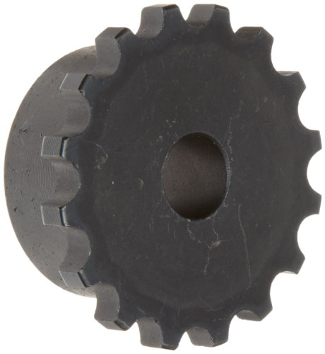 Martin 6018 Roller Chain Coupling, High Carbon Steel, Inch, 1
