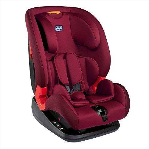 Cadeira de auto para bebê Chicco Akita Red Passion, Chicco, Vermelho