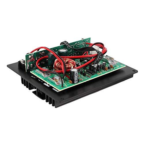 Aramox auto versterkerplaat, 12 V DC 600 W high-performance digitale audio subwoofer versterkerplaat
