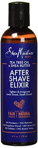 SheaMoisture Elixir Men's After Shave