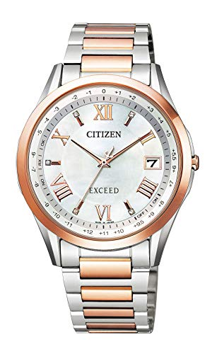 CITIZEN Watch Exceed CB1114-61W Japan Domestic