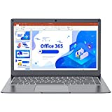 Jumper X3 Ordenador portátil 13.3' FullHD (4GB RAM 64GB ROM Laptop Windows 10 Microsoft Office 365 Intel CPU, 2.4G/5G WiFi USB 3.0)-Teclado QWERTY Español