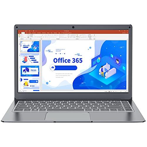 Jumper EZbook X3 Microsoft Office 365 Giorno (13,3Pollice  FHD) il computer Portatili (Intel Dual Core, 4GB DDR3 RAM, 64GB eMMC, Intel HD Grafik 500, Bluetooth 4.2,Windows 10)