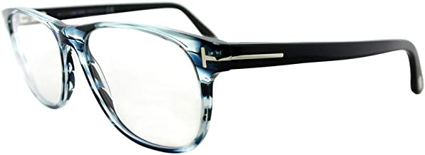 Tom Ford Unisex Rectangle 53Mm Optical Frames