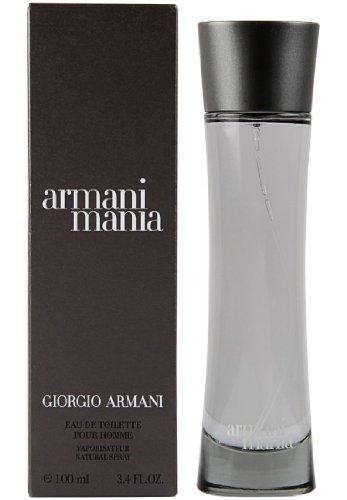 Armani - ARMANIMANIA Eau De Toilette vaporizador 100 ml