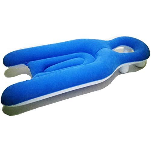 Cushion Cojín Cabeza Soporte para Hombros Retina Almohada para Acostarse, Almohadas para Pacientes con Desprendimiento De Retina Durante La Recuperación para Dormir Y Brindar