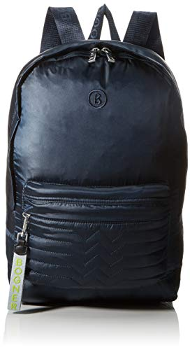 Bogner Damen mika Fashion Backpack/cit, darkblue, 27x41x14
