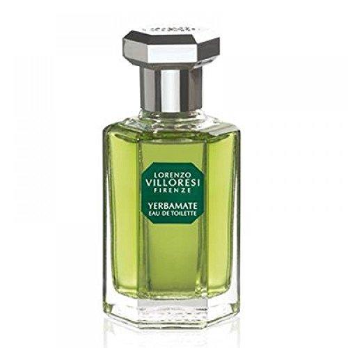 Lorenzo Villoresi, Yerbamate, eau de toilette, 50 ml, 1 flacone con vaporizzatore (etichetta in lingua italiana non garantita)