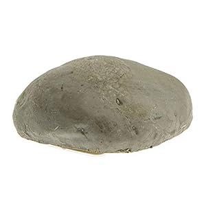 Sterling 901R SafeCan Key Rock - Almacenamiento secreto oculto, Brown/Grey