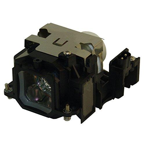 Lutema 'Economía DLP/LCD Cine Proyector Lámpara de repuesto para PANASONIC ET-LAB2–negro/gris