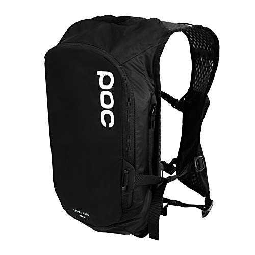 POC Men's Spine VPD Air Backpack 8 Body Armour, Uranium Black, One Size