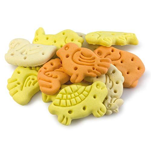 Arquivet Biscuits - Galletas para perros - Granja - Snacks naturales para perros - Chuches para perros - Golosinas naturales para mascotas - Mejores snacks para perro - 4 kg