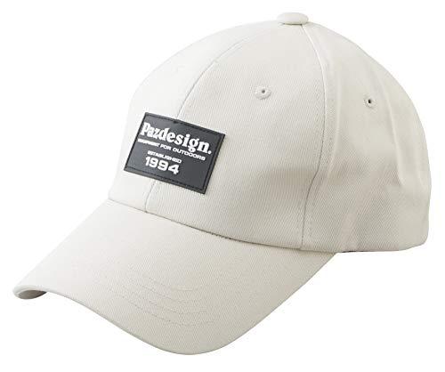 Pazdesign(パズデザイン) ワッペンキャップ/EMBLEM CAP オフホワイト フリー PHC-062