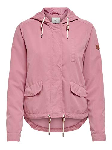 ONLY Damen ONLNEWSKYLAR Spring Jacket CC OTW Anorak, Heather Rose, XS