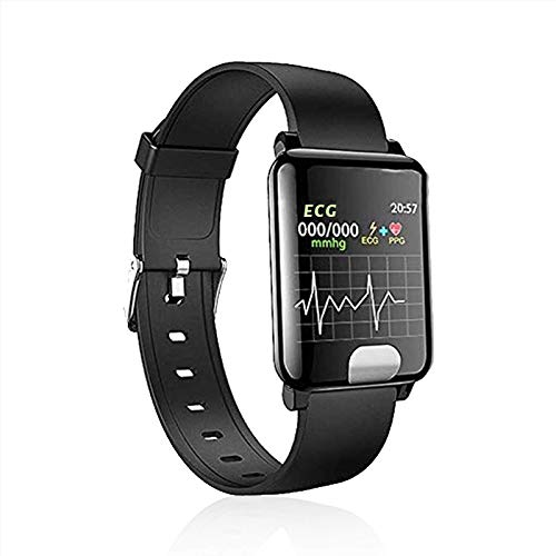 Fitness Tracker with Activity Monitor and Health Tracker smartwatch Sleep Monitor Exercise Tracking Dynamic Heart Rate Step/Calorie Counter IP67 Waterproof 1.3inch Full Touch Screen for Women Men