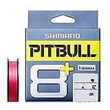 シマノ(SHIMANO) PEライン ピットブル8+ 150m 1.2号 トレーサブルピンク