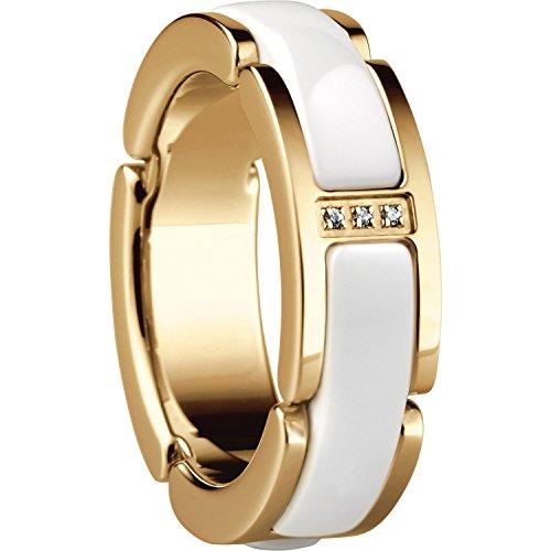 BERING Ring für Damen in silber   Twist & Change   502-25-65