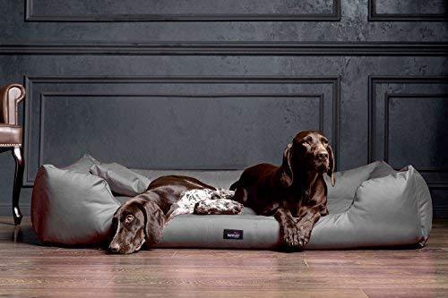 tierlando Moritz Hundebett Hundesofa M - XXXL 90 110 130 160 185 cm M6-V-02 Größe: M6 /...
