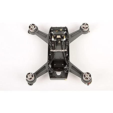 DJI Spark Service Part - Middle Frame Module(Includs ESC and Motor)