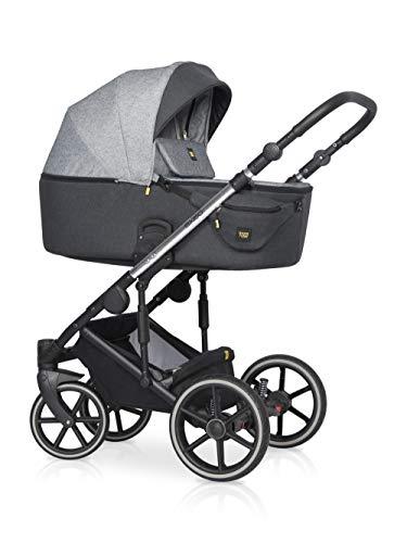 Expander Kinderwagen, 3-teilig, Modell Exeo Carbon