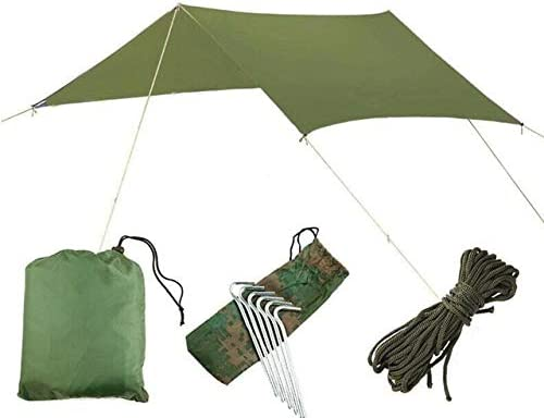 VUFP Outdoor Waterproof Sun OFFicial shop Shelter Hammock Tent Spring new work one after another Camping