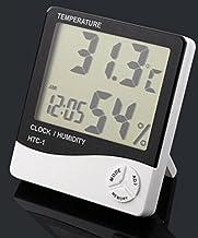 Domire - Termómetro digital LCD sumergible para acuario o pecera