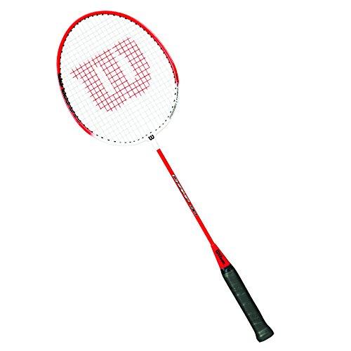 Wilson WRT8721304 Raquette de Badminton, Champ 90,...