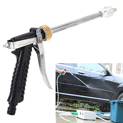 Hoge druk Washer Pistool Ijzer Materiaal Hoge Druk Auto Wassen Waterpistool (Maat: 30.0 X 15.0cm)