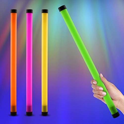 Affordable 16 Multi Color Groan Tube Noise Makers Party Favors - 12 Pack