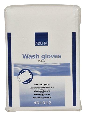 Abena Waschen Handschuhe Molton 16x 23cm