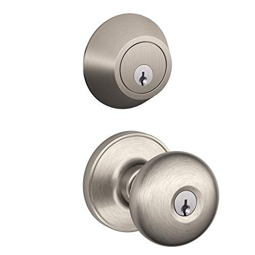 Best deadbolt lock with knob for 2020