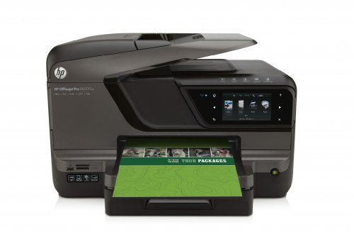 HP Officejet Impresora multifuncional HP Officejet Pro 8600 Plus con conexión web...