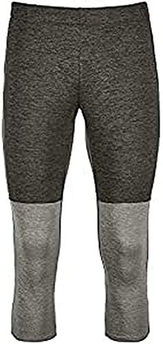 ORTOVOX Fleece Light Short Pants Veste Homme, Mélange Gris, L